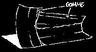 Comment rouler un joint 3 feuilles