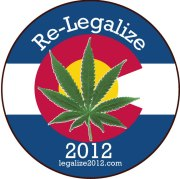 colorado legalise cannabis 2012